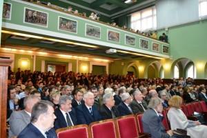 UASVM Cluj Symposium opening, Sept 26, 2013
